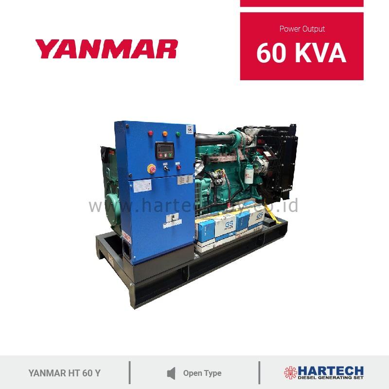 YANMAR HT 60 Y - Open Type-min